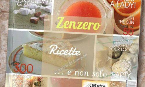 Zenzero ricette e proprietà