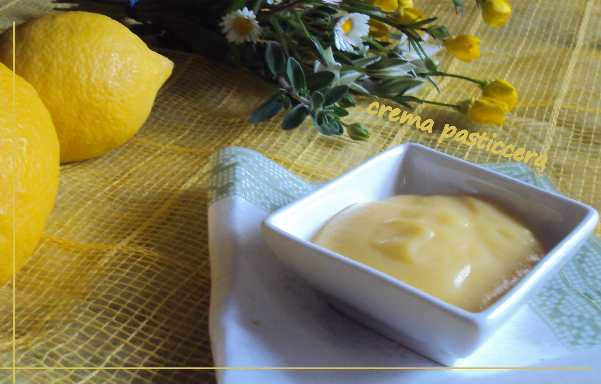 Menù giallo arancio