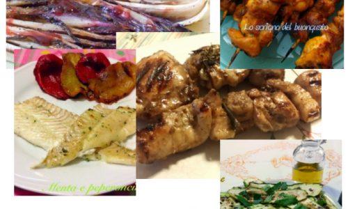A tutta griglia – Ricette per una grigliata perfetta