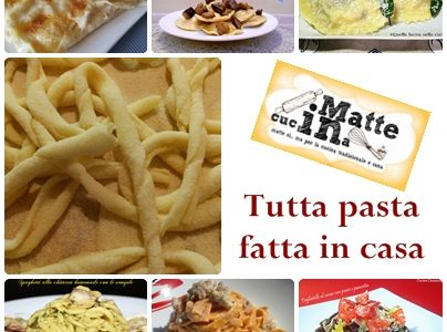 Tutta pasta  – deliziosi manicaretti