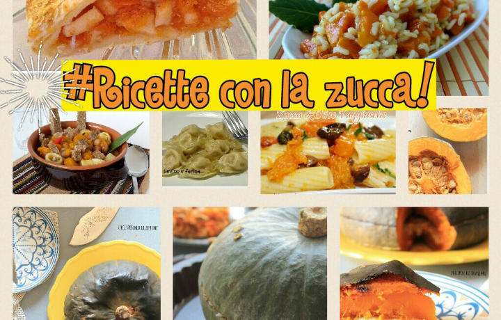 Zucca ricette golosissime