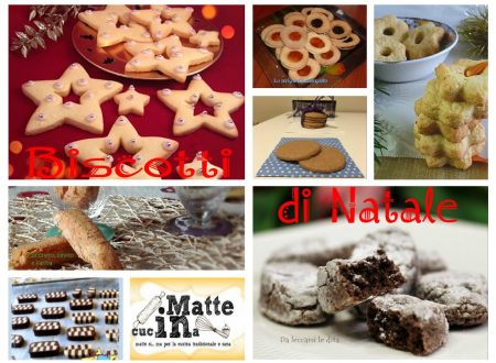 Biscotti di Natale – home made