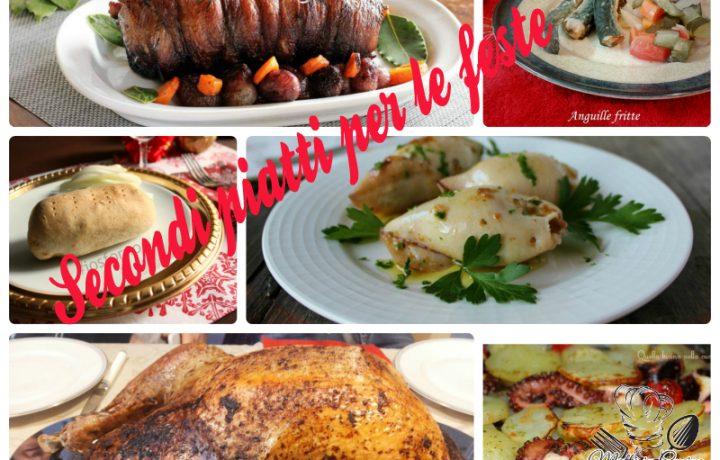 Secondi piatti per le feste