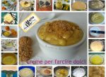 Creme per farcire dolci