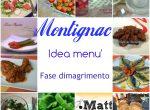 Montignac - idea menù