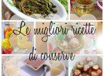 Conserve - raccolta ricette