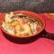 Mix di pesce e fagioli in coccio