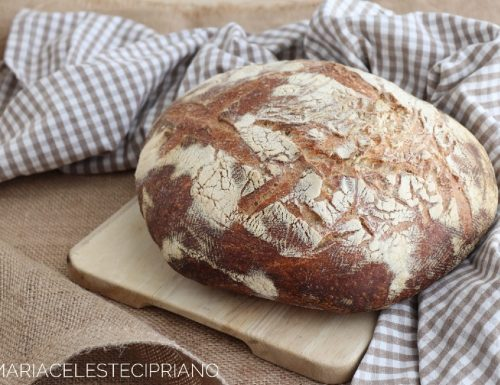 Pane fatto in casa.