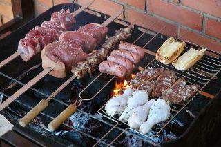 Churrasco: tipico metodo di cottura della carne alla griglia