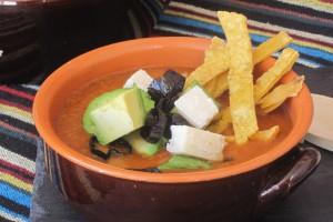 Zuppa Azteca