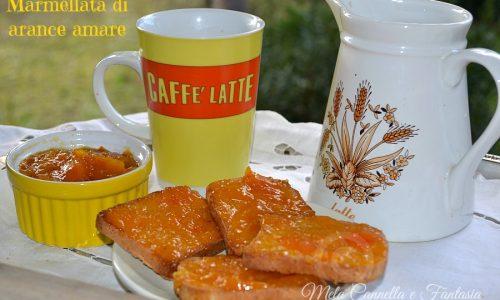 Marmellata di arance amare – ricetta senza pectina