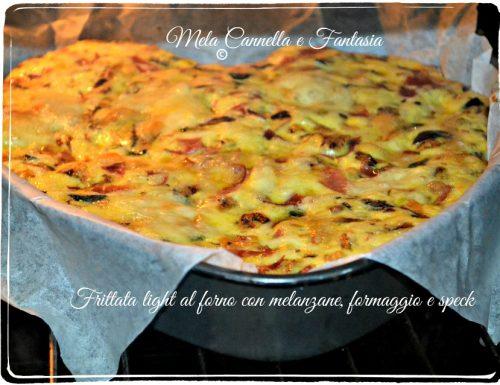 """Frittata light al forno (ricetta """"svuotafrigo"""" facile e veloce)"""