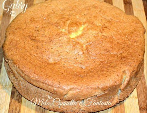 Il Pan di Spagna di Mamma Morena (ricetta di famiglia)