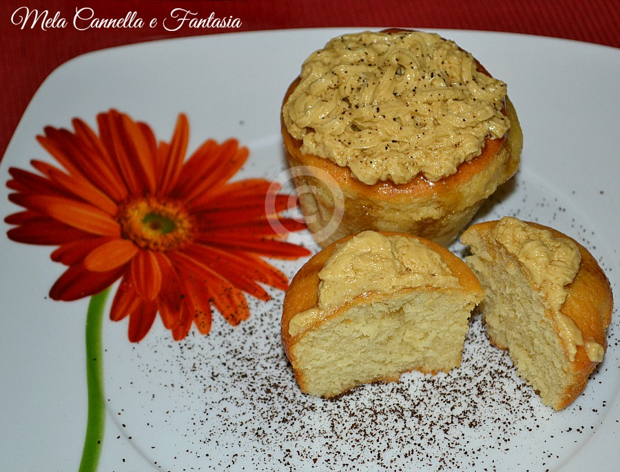 muffins caffè