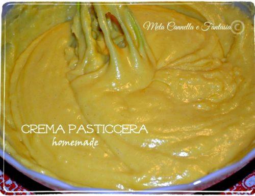 Crema pasticcera (ricetta di famiglia)