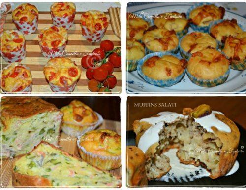Ricetta base per Muffins e Plumcake salati (senza burro)
