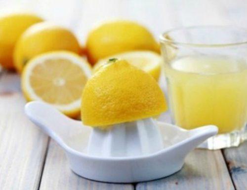 Acqua e limone. Alleato naturale per il nostro benessere?