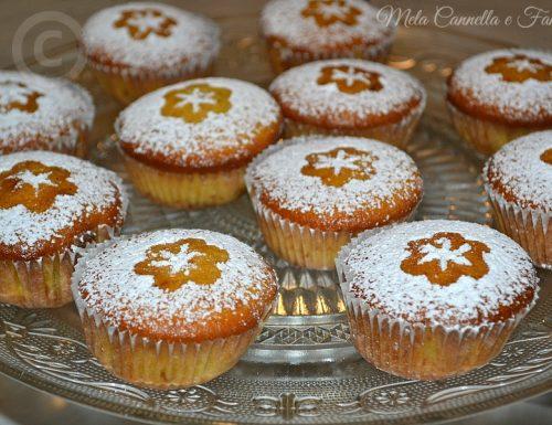 Muffins alla Nutella (ricetta senza burro)