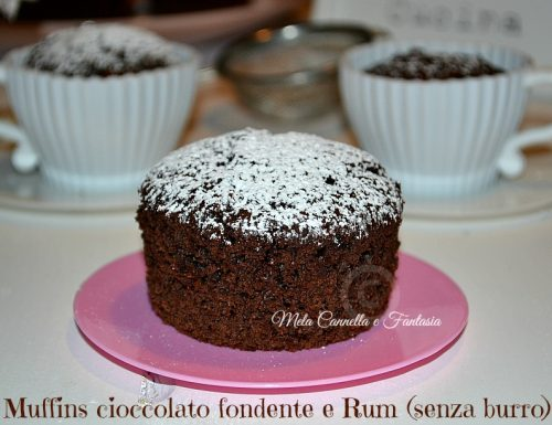 Ricetta base per Muffins e Plumcake dolci (senza burro)