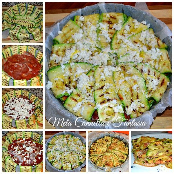 tutorial parmigiana di zucchine