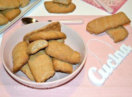 Biscotti da latte al profumo d'arancia – ricetta facile