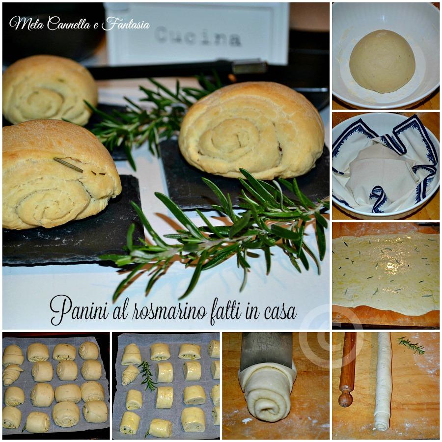 tutorial panini fatti in casa