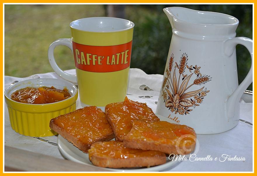 marmellata arance fatta in casa