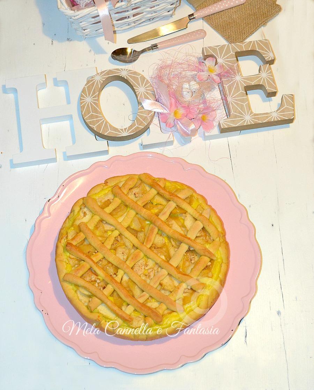 crostata mele