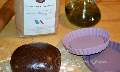Frolla al cacao senza burro