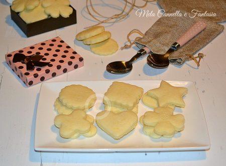 Biscotti di riso senza burro (ricetta light)