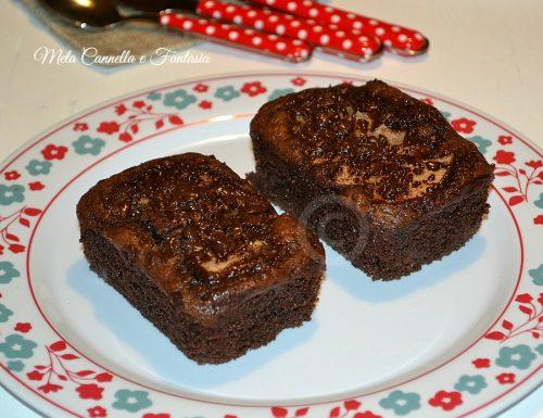 Mini plumcake pera, cioccolato e Rum