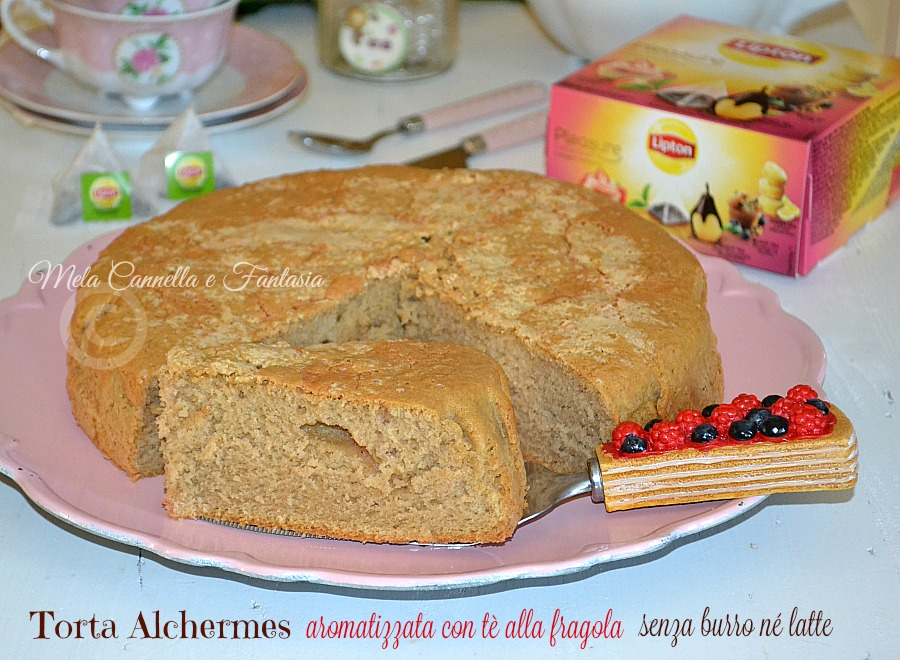 Torta Alchermes
