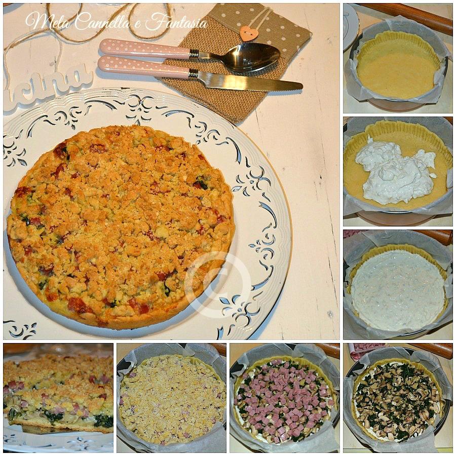 tutorial sbriciolata salata