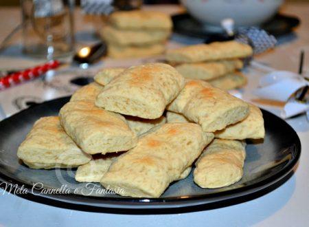 Biscotti di farro al Rum senza burro né latte