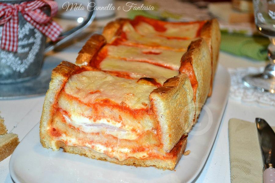 plumcake pan bauletto