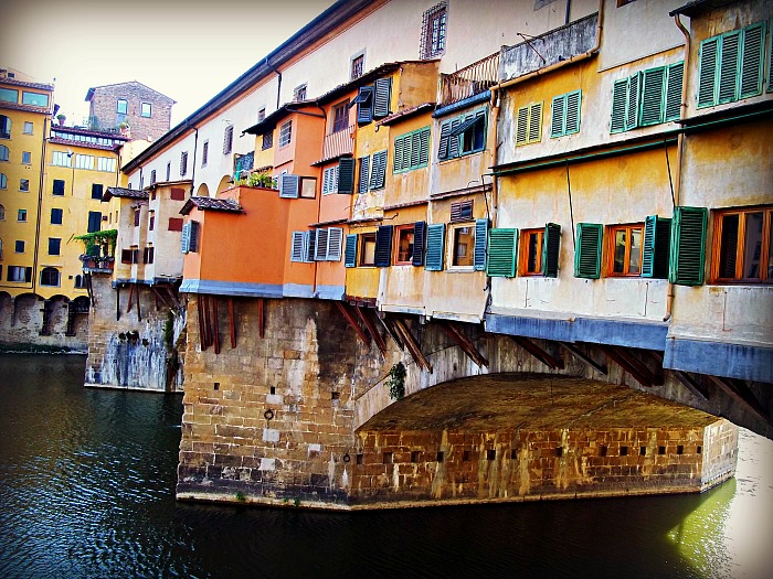 ponte vecchio toscana