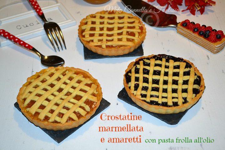 crostatine marmellata