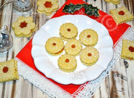 Biscotti marmellata di albicocche - ricetta senza burro