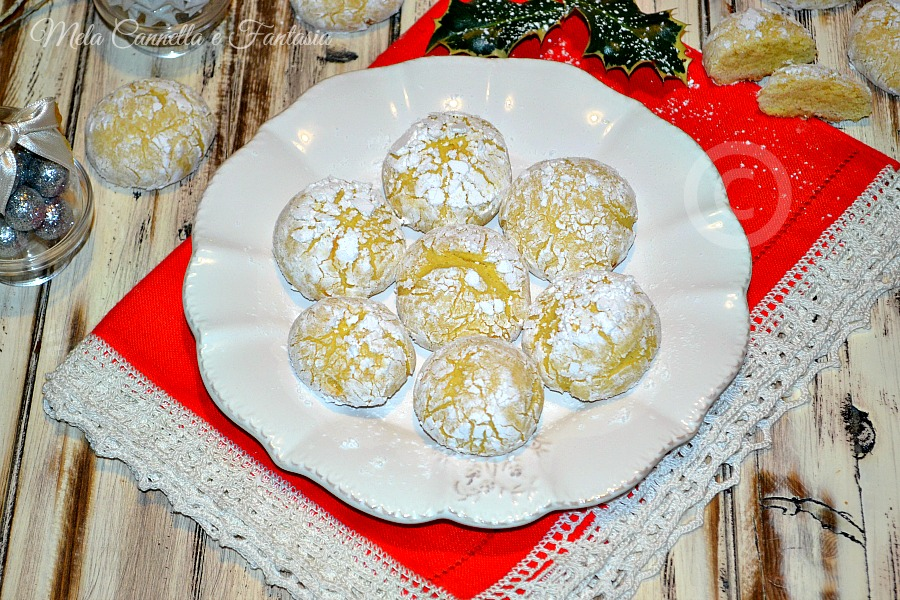 Biscotti limonosi senza burro - ricetta facile e veloce