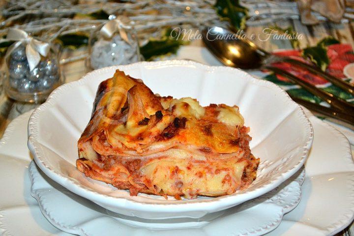 lasagne abruzzesi