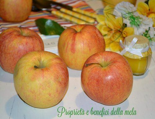 Proprietà e benefici della mela (una al giorno toglie il medico di torno!)