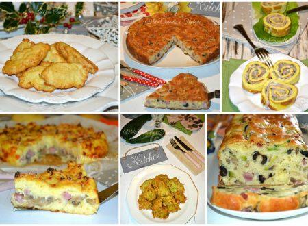 Antipasti natalizi – raccolta di ricette facili e sfiziose