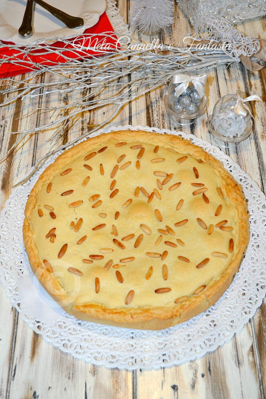 crostata crema