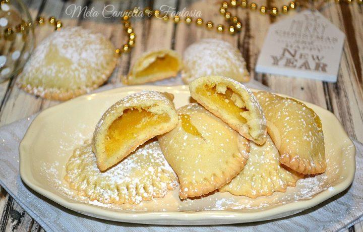 Biscotti crema al limone con pasta frolla senza burro