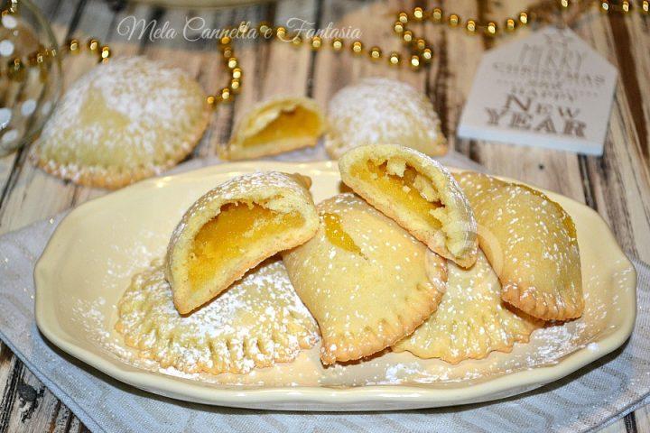 biscotti crema al limone