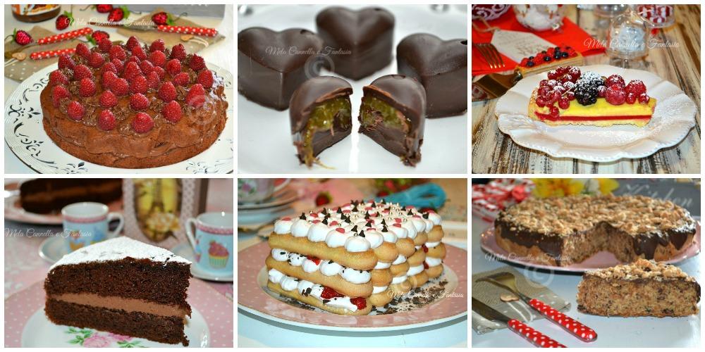 Dolci San Valentino - Ricette facili gustose e romantiche!
