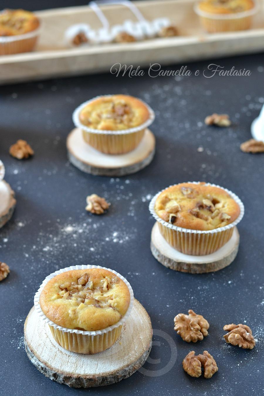 muffins noci