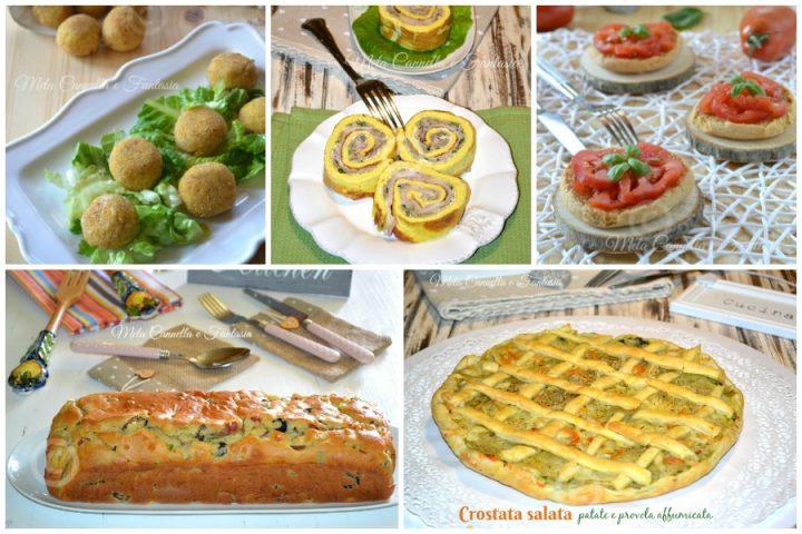 ricette salate facili