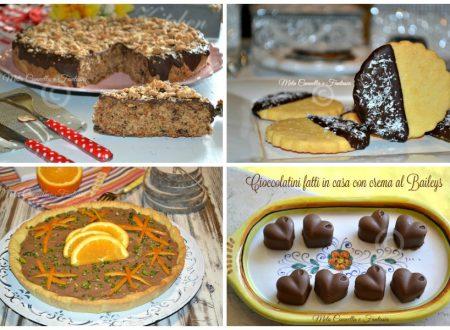 Uova di Pasqua – 10 ricette dolci per riciclare il cioccolato