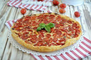 pizza rustica 5 minuti